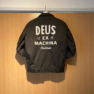 Deus ex Machina - デウス Deus  work  wear  jacket ワークウェアジャケット