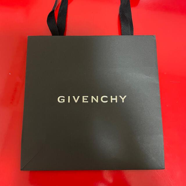 GIVENCHY(ジバンシィ)のGIVENCHY ショップ袋 ショップバック 紙袋 3枚セット レディースのバッグ(ショップ袋)の商品写真