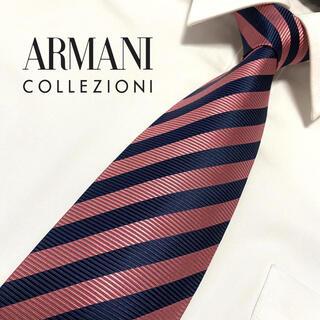 ARMANI COLLEZIONI - ARMANI COLLEZIONI アルマーニ コレツィオーニ ネクタイ