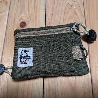チャムス(CHUMS)のCHUMS 鍵、小銭、カード入れ(コインケース)