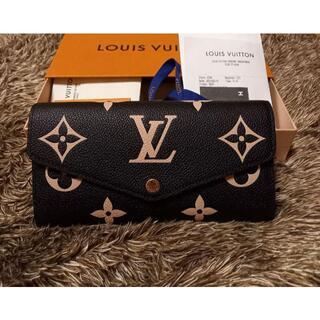LOUIS VUITTON - 【美品】ルイヴィトン ポルトフォイユ・サラ 長財布 M80496