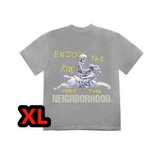NEIGHBORHOOD - XL TS x Neighborhood Carousel T-shirt