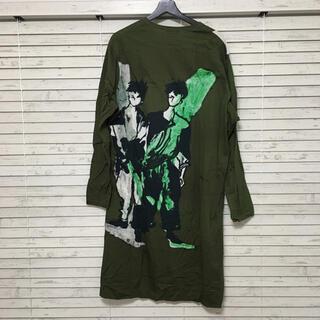 ヨウジヤマモト(Yohji Yamamoto)のyohji yamamoto POUR HOMME  17SS カットソー(Tシャツ/カットソー(七分/長袖))