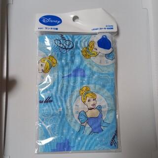 ディズニー(Disney)のランチ巾着 お弁当袋 シンデレラ(ランチボックス巾着)