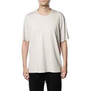 カズユキクマガイアタッチメント(KAZUYUKI KUMAGAI ATTACHMENT)のKAZUYUKI KUMAGAI  C/Nドライ鹿の子 Tシャツ カットソー(Tシャツ/カットソー(半袖/袖なし))