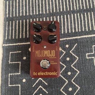 【廃盤】tc electronic mojomojo over drive(エフェクター)