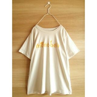 mont bell - mont-bell*半袖Tシャツ*美品モンベル*送料無料レディース*トップス