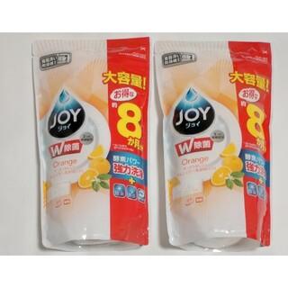 送料無料 匿名配送 JOY ジョイ食洗機用 食器洗剤 すっきりオレンジ 930g(洗剤/柔軟剤)