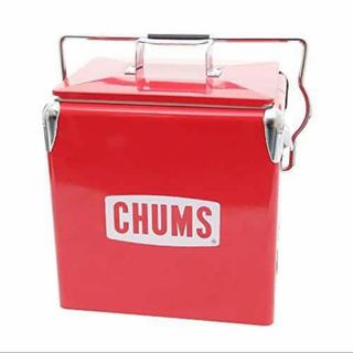 CHUMS - チャムス スチールクーラーボックス 12L