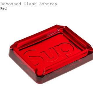 シュプリーム(Supreme)のシュプリーム 灰皿Debossed Glass Ashtray  Supreme(灰皿)