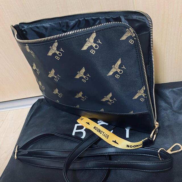 Boy London(ボーイロンドン)のBOYLONDON 全新 日本未入荷 韓国購入 ボーイロンドン クラッチバッグ メンズのバッグ(セカンドバッグ/クラッチバッグ)の商品写真