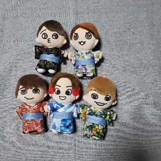 関ジャニ∞ - 浴衣 5人分 花柄