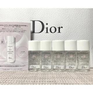 Dior - 【けい様ご確認用】Dior スノー ライト エッセンス ローション15ml×5