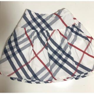 BURBERRY - ☆バーバリー  スカート サイズ120☆