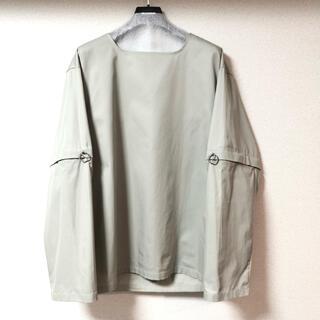 Jil Sander - JIL SANDER 21SS プルオーバーシャツ 46サイズ