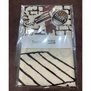 タリーズコーヒー(TULLY'S COFFEE)のTully's Coffee タリーズ 「かまわぬ」鳥獣戯画 手ぬぐい(陶芸)(日用品/生活雑貨)