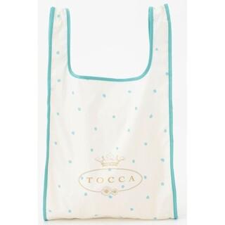 トッカ(TOCCA)のTOCCA エコバッグ トッカ 水玉(エコバッグ)