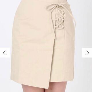 ダズリン(dazzlin)のdazzlin  ダズリン スカート 新品 size M(ミニスカート)