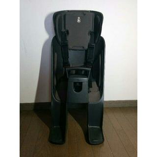 ブリヂストン(BRIDGESTONE)のbikke2 専用フロントチャイルドシート(クッション付き)(自動車用チャイルドシート本体)