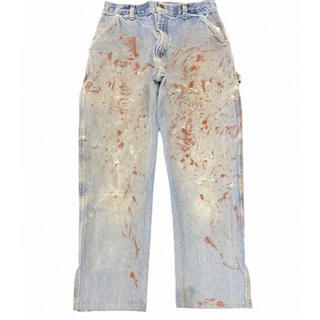 カーハート(carhartt)のINNOCENCE / carhartt double knee pants(デニム/ジーンズ)
