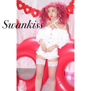 Swankiss - 新品 タグ付き スワンキス 水着 キスマーク スイムウェア