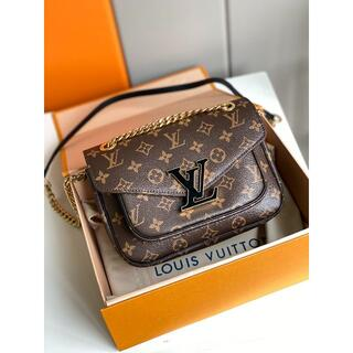 LOUIS VUITTON - ルイヴィトン パッシー チェーンバッグ M45592