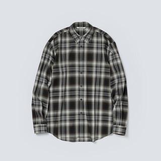 ワンエルディーケーセレクト(1LDK SELECT)のサイズ3 AURALEE WOOL POLYESTER CLOTH SHIRTS(シャツ)
