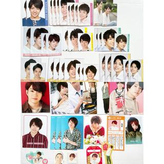 西畑大吾 なにわ男子 Myojo 9月号 データカード デタカ メッセージカード(アイドルグッズ)