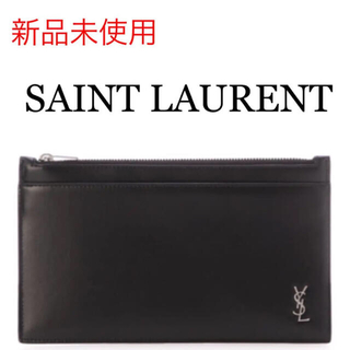 Saint Laurent - サンローラン SAINT LAURENT ポーチ クラッチバッグ