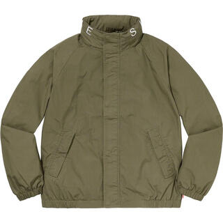 Supreme - supreme  raglan court jacket