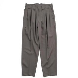 SUNSEA - stein 21ss Double Wide Trousers