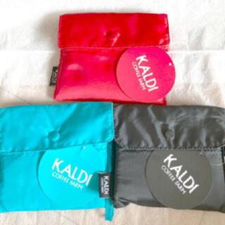 KALDI - カルディ ビッグ エコバッグ 3色