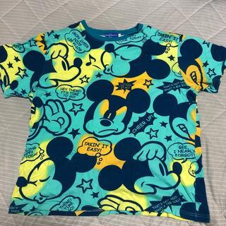 Disney - DISNEY 東京ディズニーリゾート ミッキーマウス 半袖 Tシャツ Lサイズ