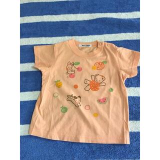 familiar - ファミリア☆90センチ☆Tシャツ