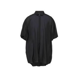 Jil Sander - JIL SANDER ジルサンダー バックギャザー オーバーサイズシャツ