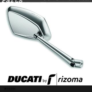 Ducati - DUCATI rizoma ドゥカティ リゾマ ミラー 新品