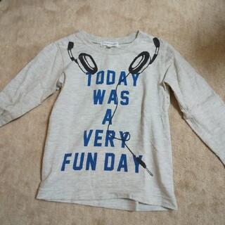 サンカンシオン(3can4on)の長袖Tシャツ100cm(Tシャツ/カットソー)