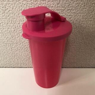【新品未使用】Tupperware ボトル(ピンク)送料無料