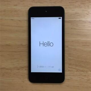 アイポッドタッチ(iPod touch)の美品 iPod touch 第 5 世代 32GB(ポータブルプレーヤー)