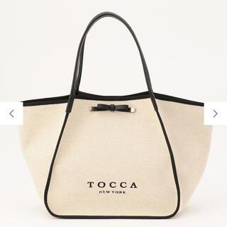 TOCCA - TRIM RIBBON TOTE トートバッグ