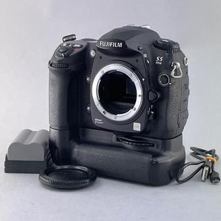 富士フイルム - 富士フィルム S5 Pro ニコンFマウント  グリップニコンMB-D200付き