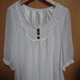 セシルマクビー(CECIL McBEE)のセシルマクビーブラウス(シャツ/ブラウス(半袖/袖なし))