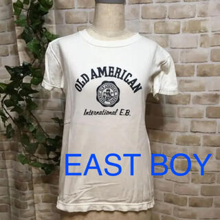 イーストボーイ(EASTBOY)の感謝sale❤️6590❤️EAST BOY❤️可愛いティシャツ(Tシャツ(半袖/袖なし))