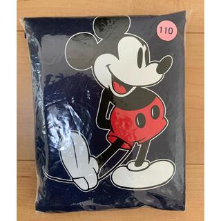 Disney - ディズニー ポンチョ 110cm