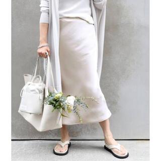 DEUXIEME CLASSE - Deuxieme Classe Vintage Satin スカート