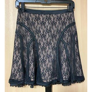 ドルチェアンドガッバーナ(DOLCE&GABBANA)の定価10万 処分価格!未使用品!アレキサンダーワン スカート US0サイズ(ミニスカート)