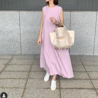 Drawer - Blanc  ブラン ワンピース ピンク