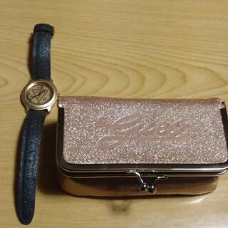 ゲス(GUESS)のGUESS 腕時計 小物入れ(腕時計)
