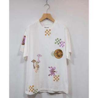 COMOLI - Story mfg 21SS Grateful Tee Tシャツ カットソー