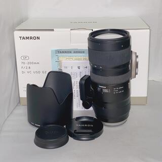 タムロン(TAMRON)のTAMRON 70-200mm F2.8 Di VC USD G2 Canon用(レンズ(ズーム))